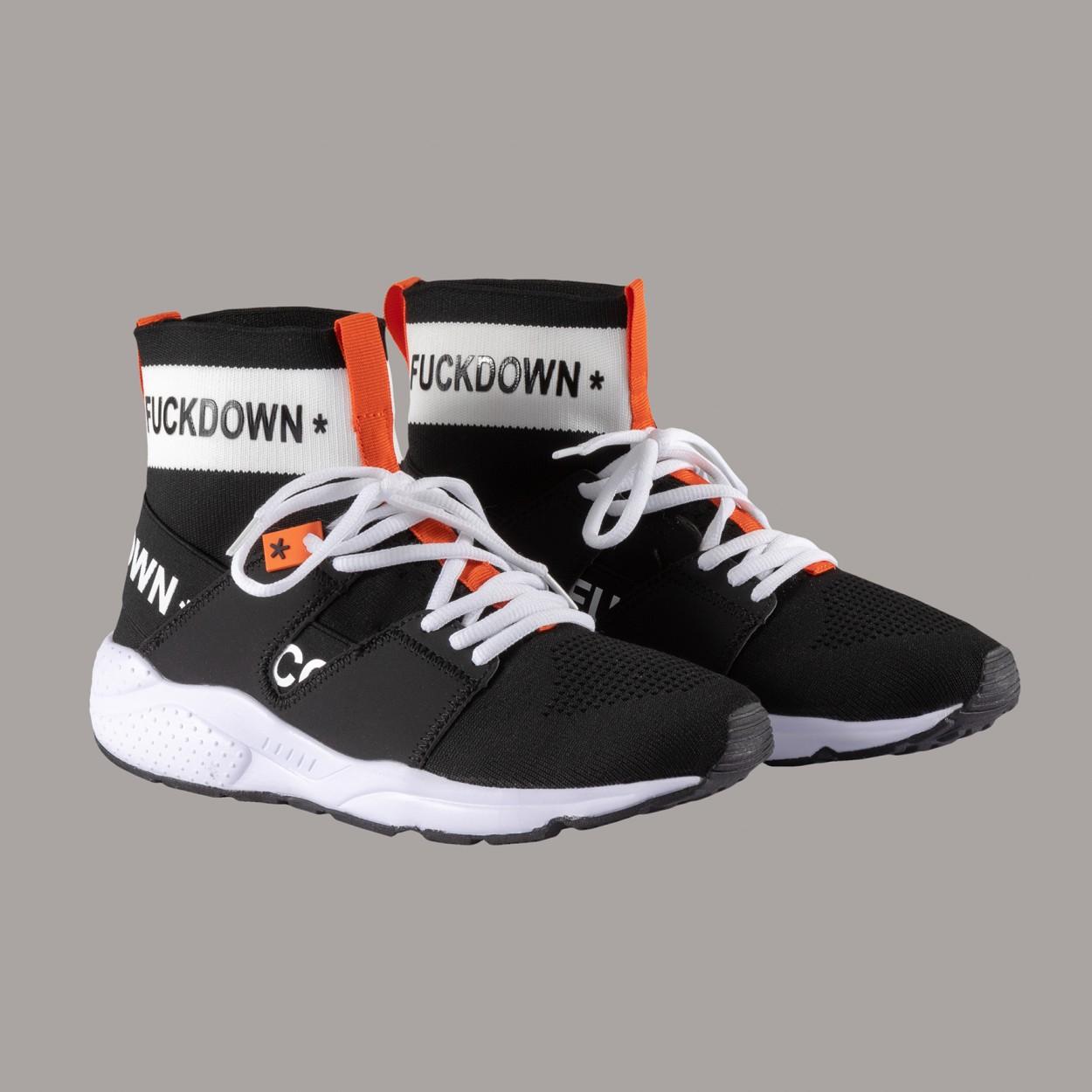 RUNNING - CDF10RUNNC - COMME DES FKDOWN