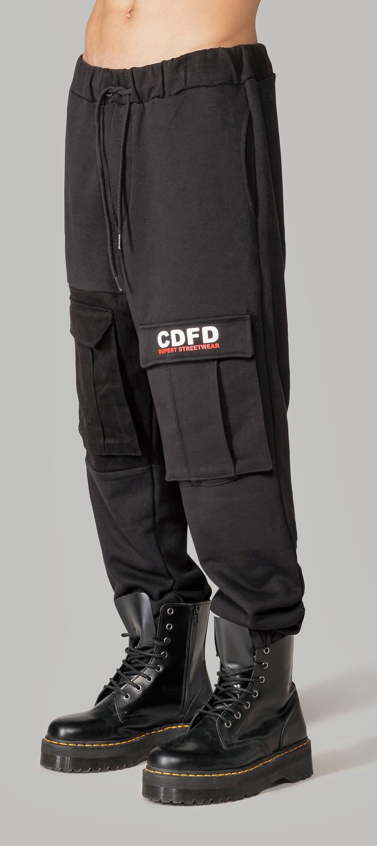 TROUSER - CDFU1013 - COMME DES FKDOWN