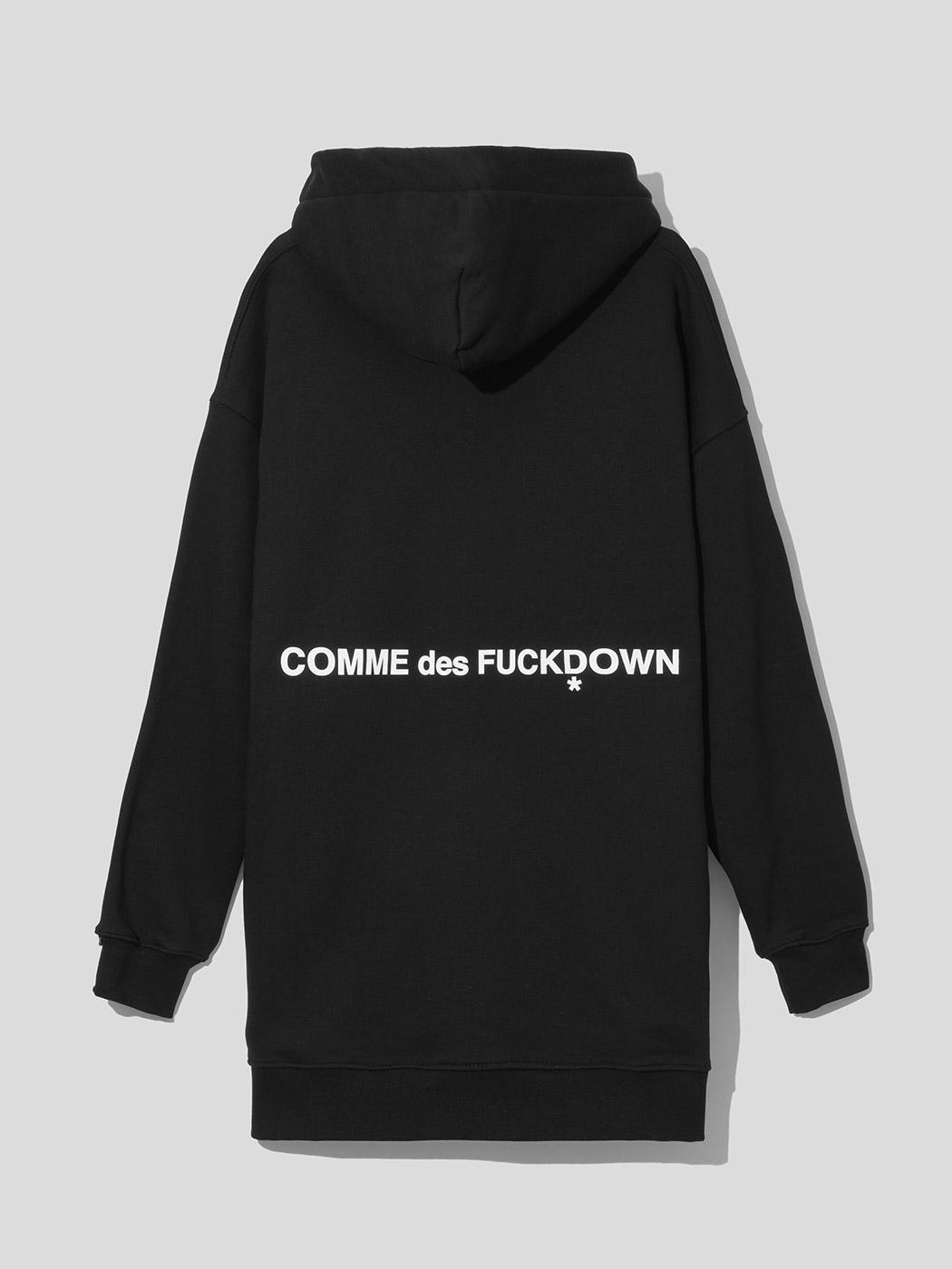 SWEATSHIRT - CDFD1548 - COMME DES FKDOWN