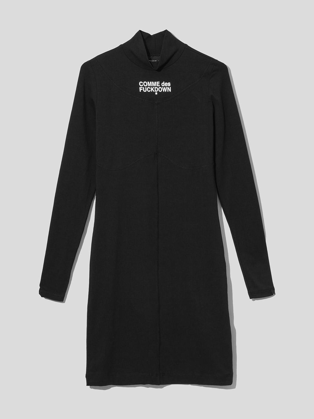 DRESS - CDFD1550 - COMME DES FKDOWN