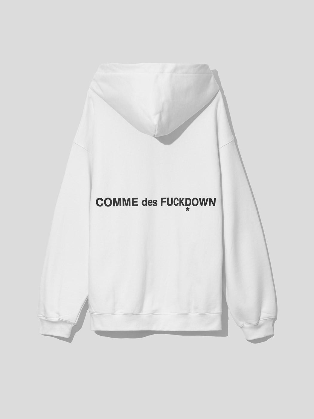 SWEATSHIRT - CDFU1241 - COMME DES FKDOWN