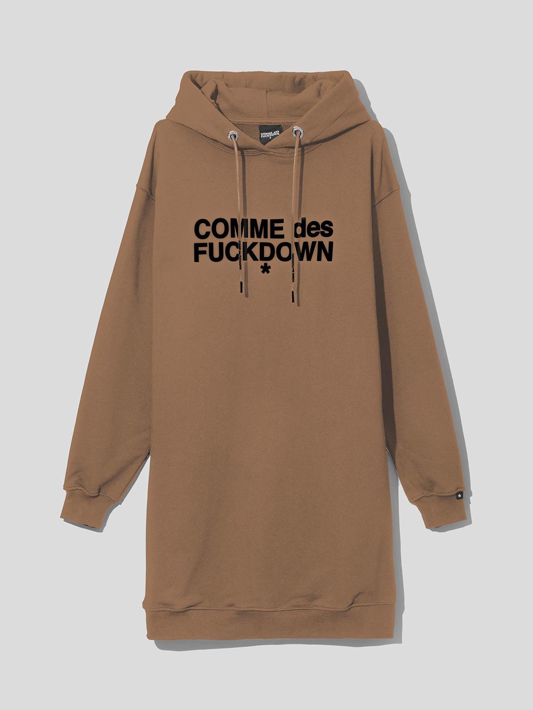DRESS - CDFD1540 - COMME DES FKDOWN