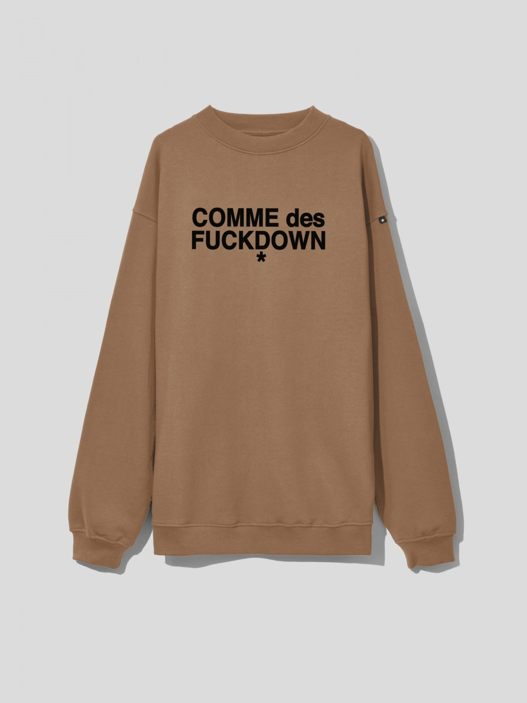 SWEATSHIRT - CDFU1231 - COMME DES FKDOWN