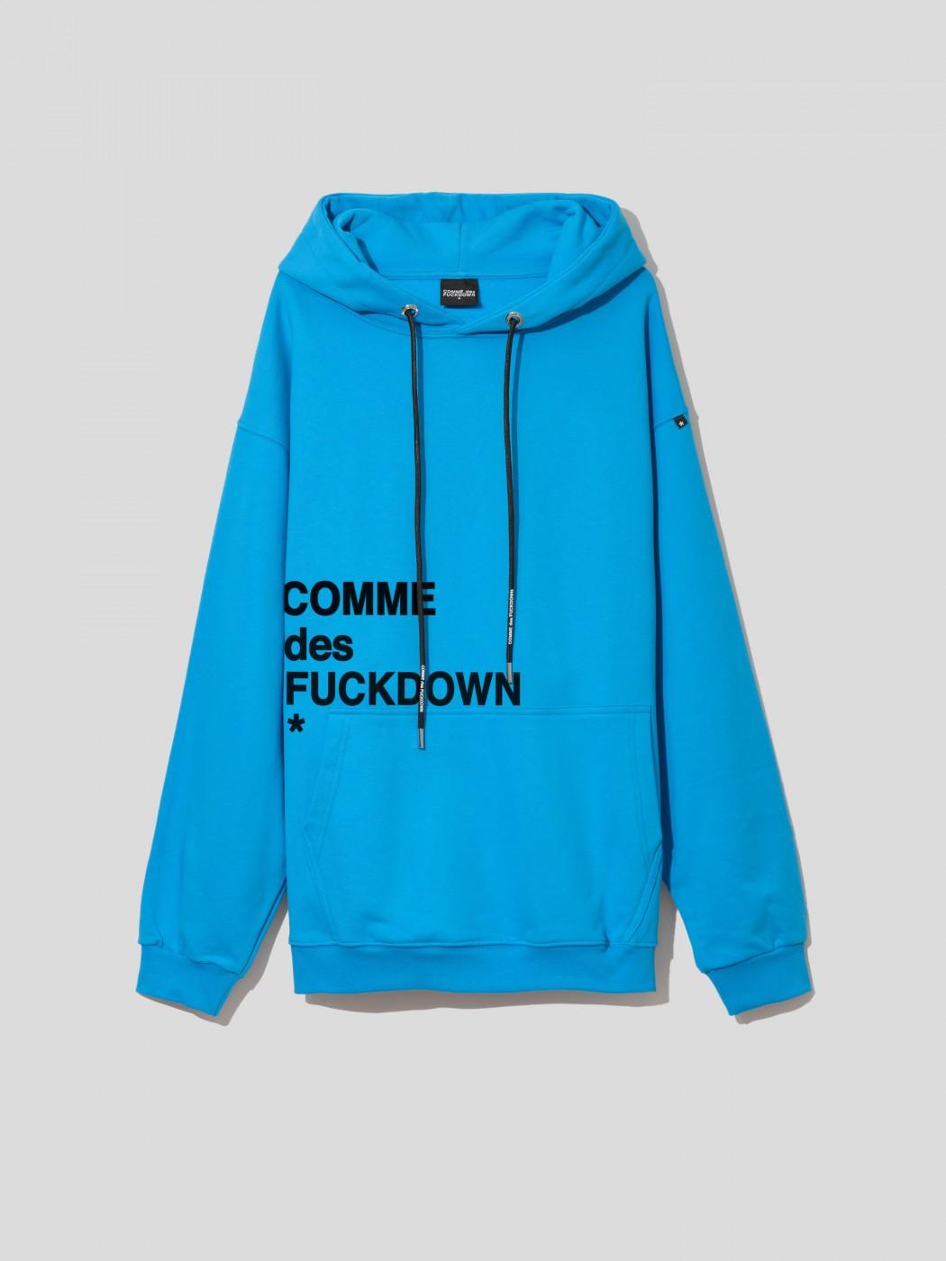 SWEATSHIRT - CDFU1251 - COMME DES FKDOWN