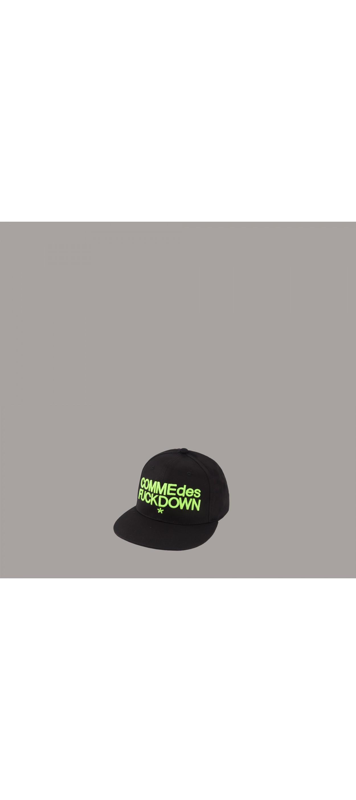 HAT - CDFA13NG - COMME DES FKDOWN
