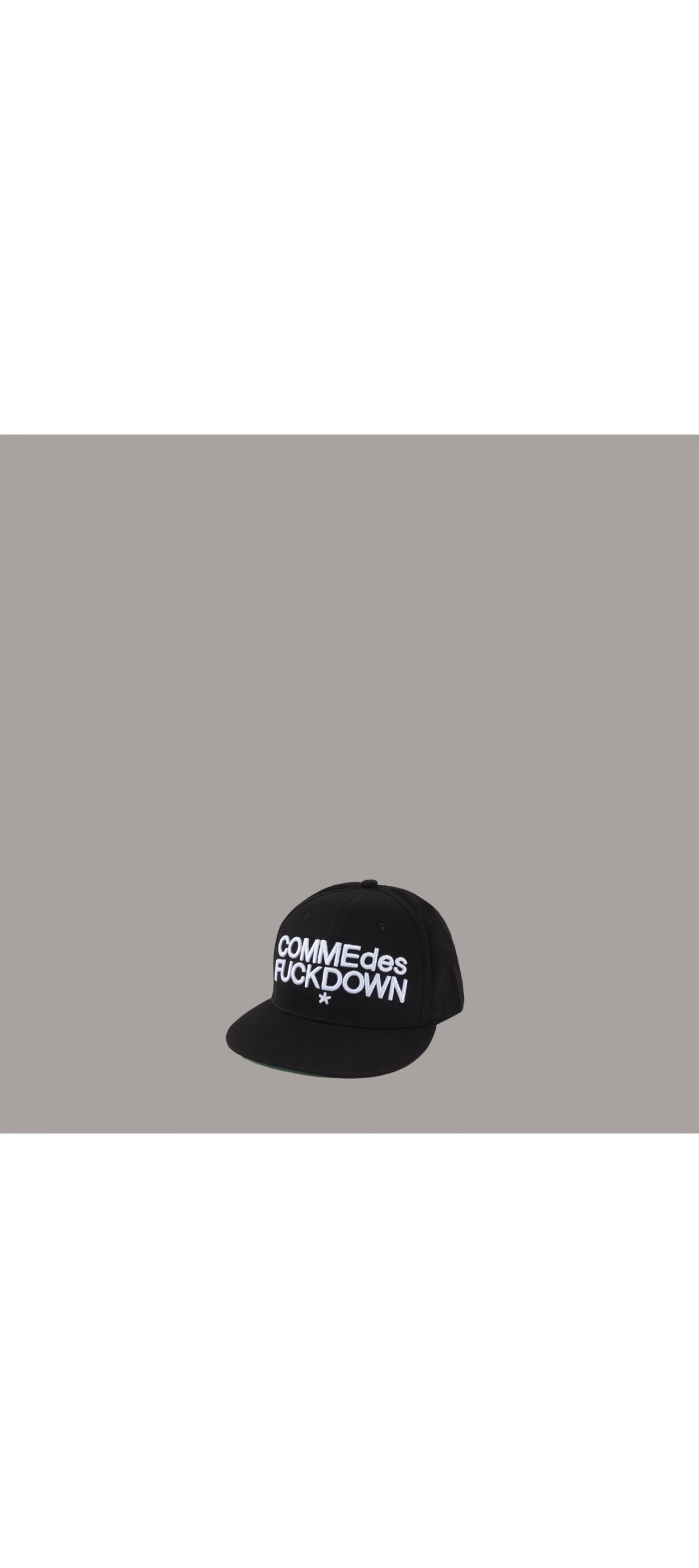 HAT - CDFA13NB - COMME DES FKDOWN