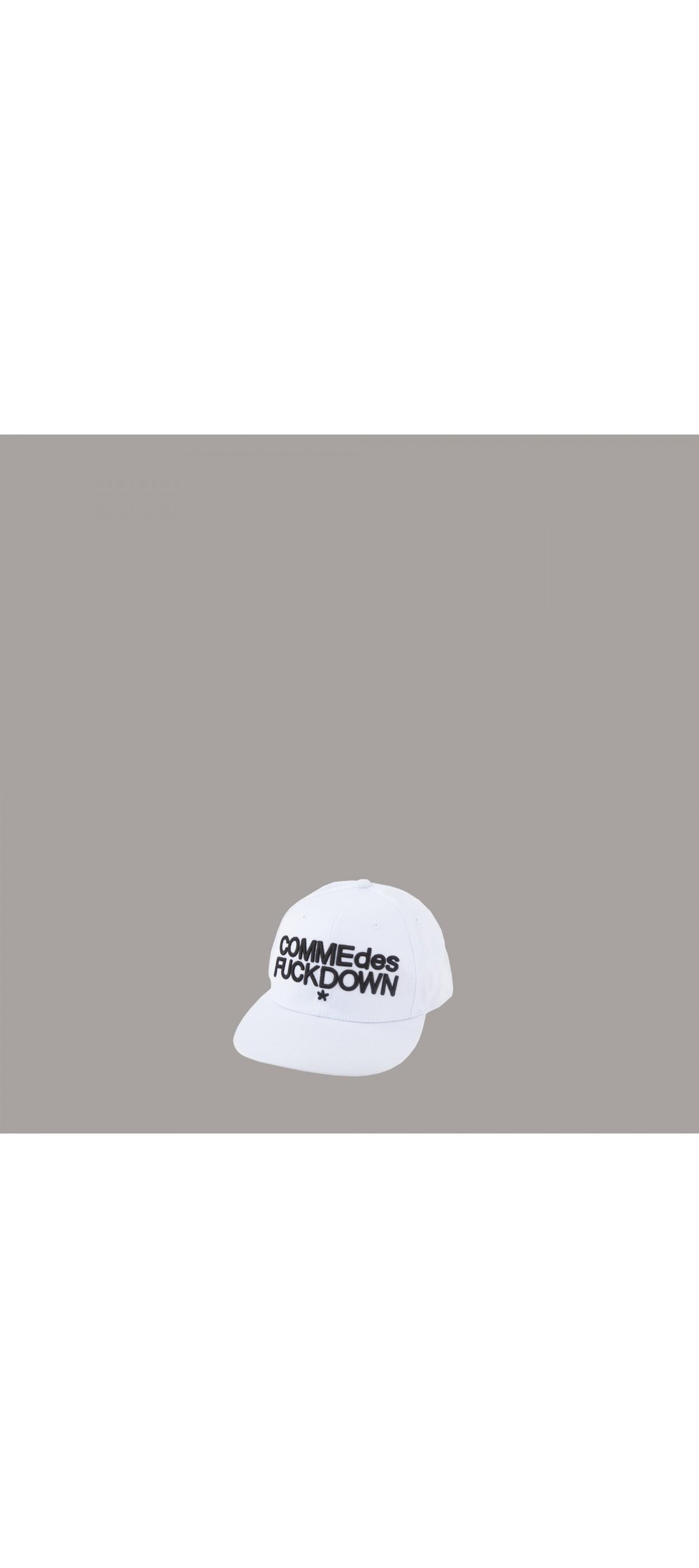 HAT - CDFA13BN - COMME DES FKDOWN