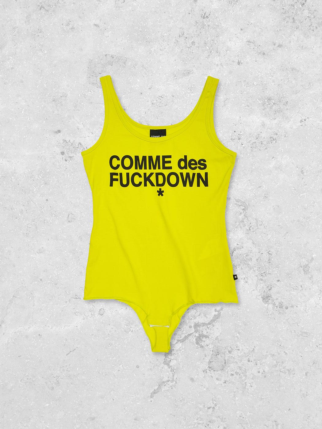 BODY - CDFD1352 - COMME DES FKDOWN
