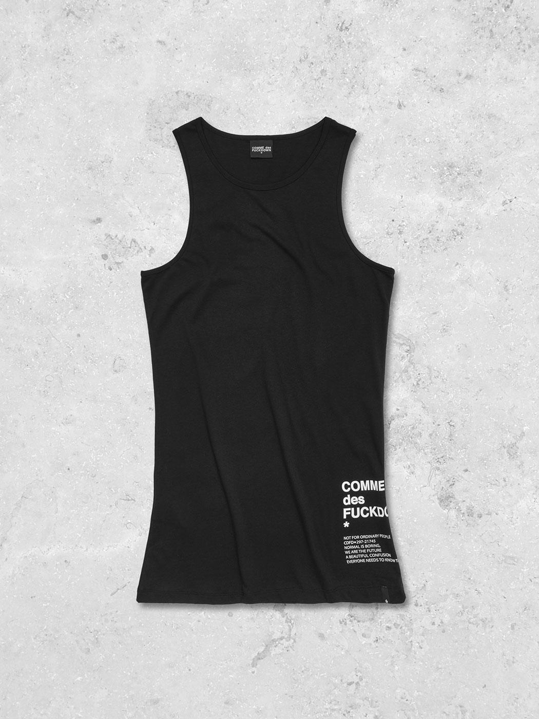 DRESS - CDFD1435 - COMME DES FKDOWN