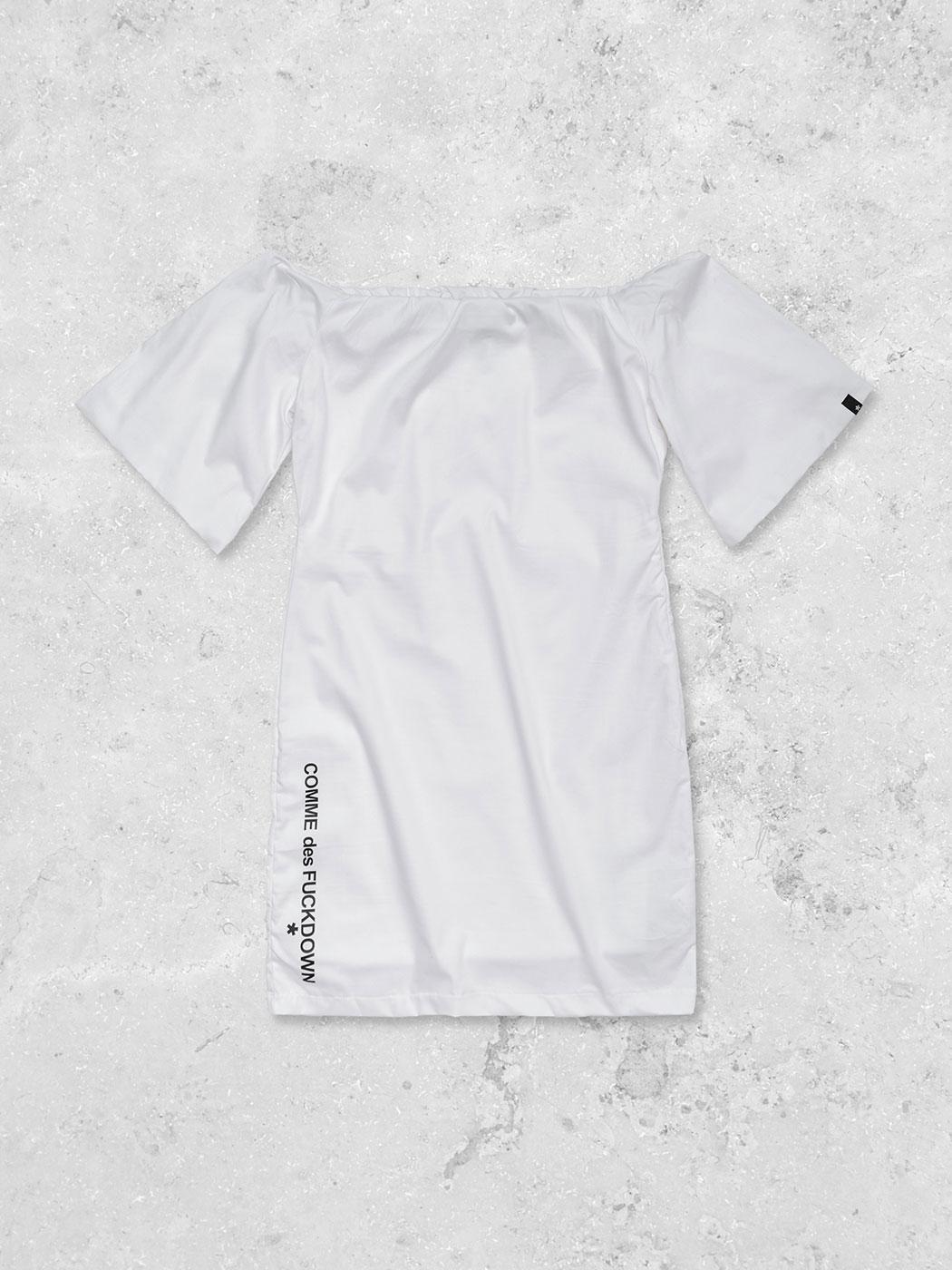 DRESS - CDFD1457 - COMME DES FKDOWN